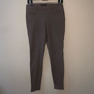 Theory Brown Riding Pants